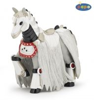 Фигурка Horse White Cyber Knight Warrior